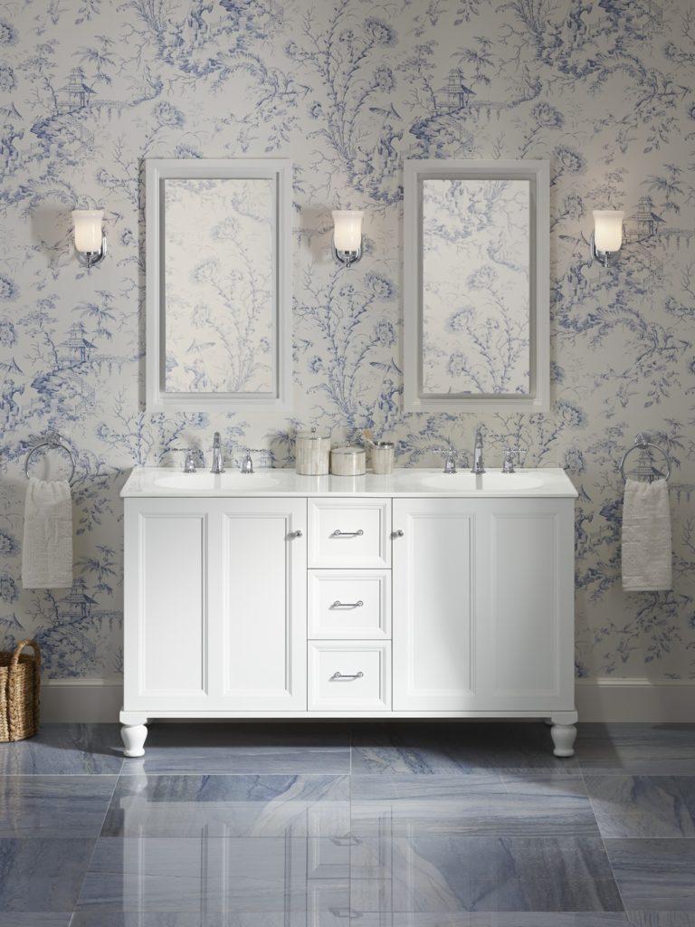 kohler bathroom vanity